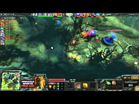 Empire vs PR Game 1 - Pinnacle Pro-Am Cup - Capitalist & MSS