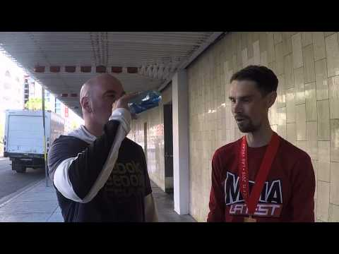 Exclusive Interview - Dana White talks Faber/McGregor, Conor in Dublin and UFC 189