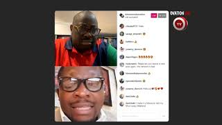 Dele Momodu - Instagram live with Sijibomi Ogundele, CEO of Sujimoto Construction Limited
