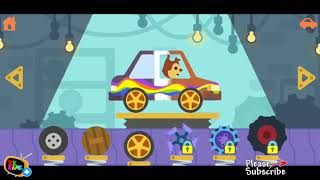 Funny Car Racing Game for Kids - Car game for toddlers - Kids Racing Cars Games Android #2