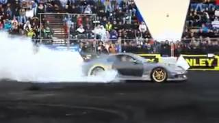 Toyota Supra... Best Drift & Burnout!!!