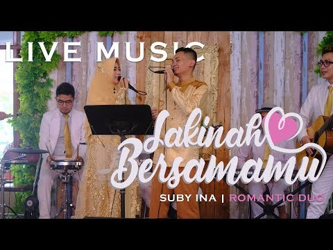 "Download Romantic Live ""Sakinah Bersamamu"" Suby-Ina Romantic Duo Feat Funjava Band Mp4 baru"