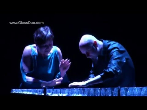 Harry Potter - Glass Harp - by GlassDuo