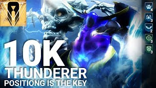 10K Damage Thunderer | Gameplay Walkthrough | Arena of Evolution: Red Tides | ENGLISH