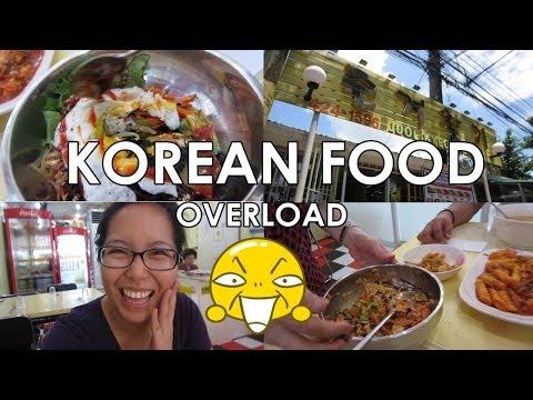 KOREAN FOOD OVERLOAD! (June 21, 2014) - saytiocoartillero