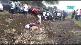 Eight Kenyans Die in Easter car racing contest with Tanzanians