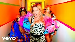 Download Madonna - Bitch I'm Madonna ft. Nicki Minaj 3Gp Mp4