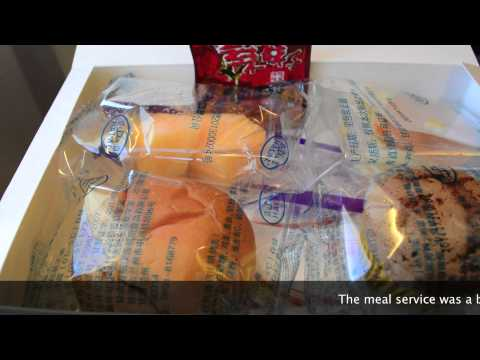 Hainan Airlines Flight Review Lanzhou to Shanghai Pudong Airport