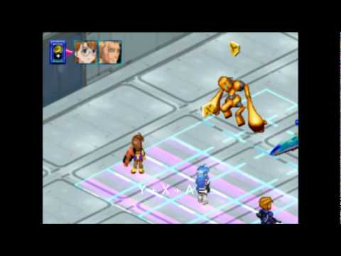 Xenosaga DS - Battle System