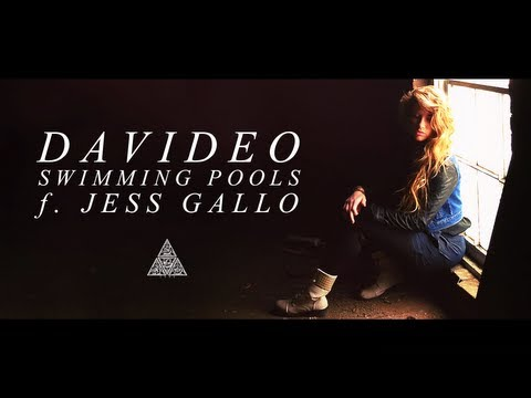 Davideo - Swimming Pools (feat. Jess Gallo) (Official Music Video)