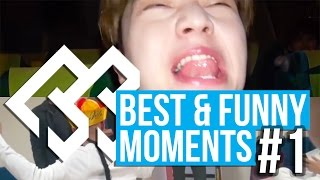 Reserved & Quiet Idols: BTOB #1 - Best & Funny Moments!