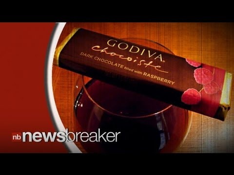 New Study Says Red Wine and Chocolate's Health Benefits are