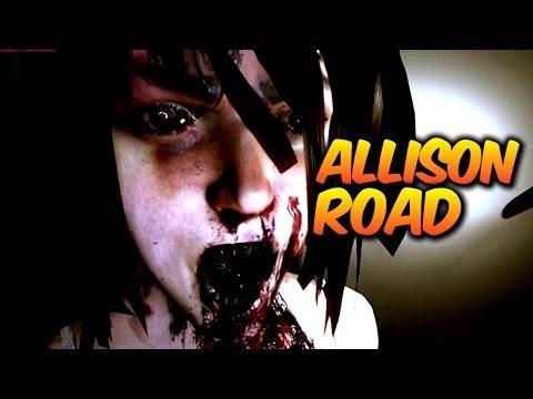 Allison Road - El Mejor Terror del Último Tiempo ! - en Español by Xoda