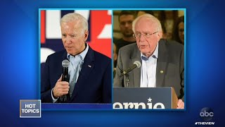 Bernie, Biden Feud Heating Up? | The View