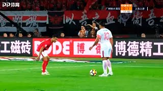 Hulk is way too good for the Chinese Super League