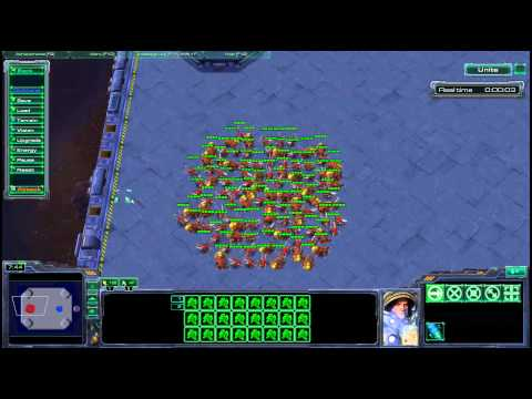 SC2 Halby Tips #21 Shift-Evac  (queued medivac escape)