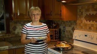 Жаренная Цветная Капуста с Яйцами - Вкусно и Быстро