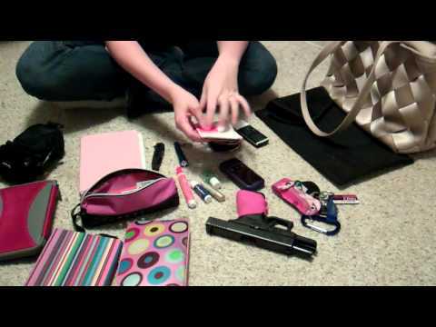 Video Response To Falia Photography's Ladies Only Edc Bag Giveaway