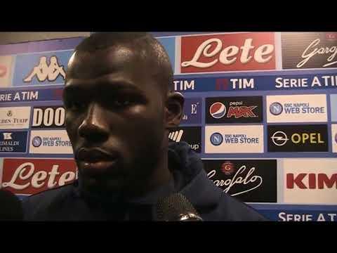 intervista dopo Napoli - Verona