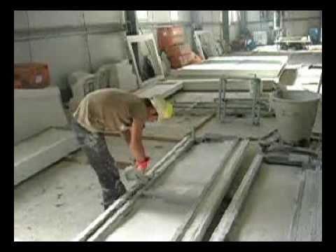 grc gfrc glass fibre reinforced concrete hand spray