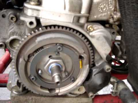 2.rotax karting installed with bijump racing clutch (ro107
