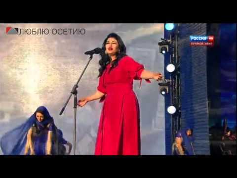 Вероника Джиоева Улетай на крыльях ветра из оперы А. Бородина Князь Игорь.