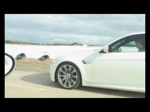 BMW M3 E92 DKG | DCT vs Porsche 911 GT3 MkI (996) 50-260 km/h = m3e90board.com