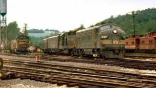Western Maryland Railway Tribute