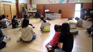 2014/6/19・20 子育て支援事業『遊び体験ランドVol 2』