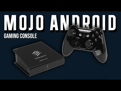 Mad Catz M.O.J.O Android Console - Full Review