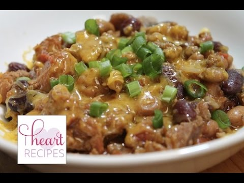 Ultimate Chili Recipe   I Heart Recipes