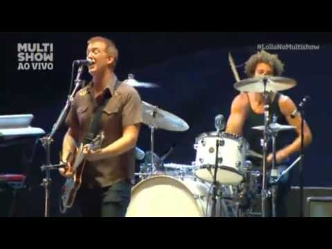 Queens of the Stone Age - My God is the Sun - Lollapalooza Brasil 2013