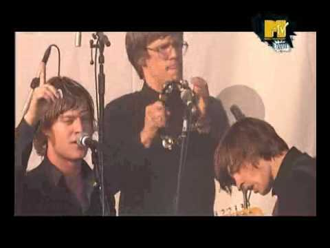 06 mando diao live at rock am ring 2007- good morning herr horst