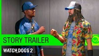 Watch Dogs 2: Story Trailer [US]