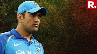 MS Dhoni's Manager Drops Big Hint About His Future, Says 'MSD Wants To Pursue Forces Actively'