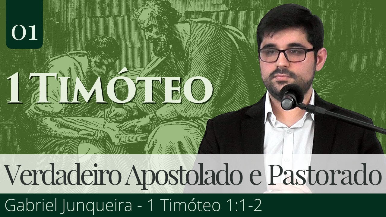 Verdadeiro Apostolado, Verdadeiro Pastorado - Gabriel Junqueira