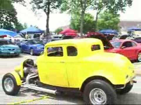 HOT RODS ACROSS AMERICA Video