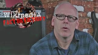Bad Religion's Greg Graffin - Wikipedia: Fact or Fiction?