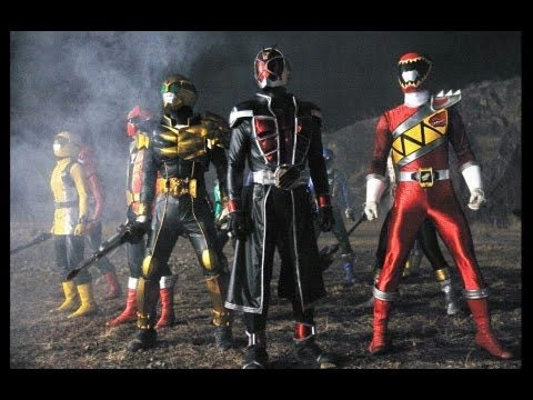 Gokaiger Goseiger Super Sentai 199 Hero Great Battle