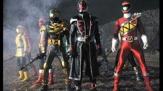 Force - Gokaiger Goseiger Super Sentai 199 Hero Great Battle