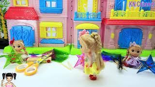 ChiChi ToysReview TV - Trò Chơi cuộc thi làm lồng đèn ngôi sao