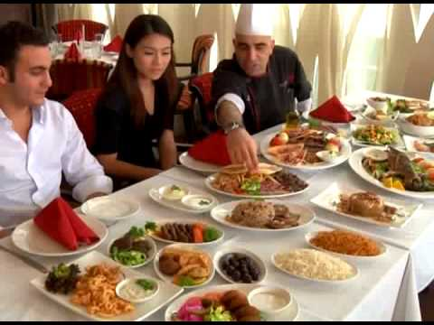 Al-Amar Lebanese Cuisine on TV2 Malaysia Culinary Arts - Chinese