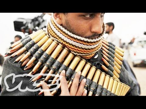 Front Lines of the Libyan Revolution (A Documentary)