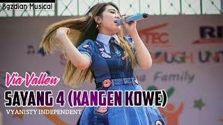 Via Vallen - Sayang 4 (Kangen Kowe) Milady Record
