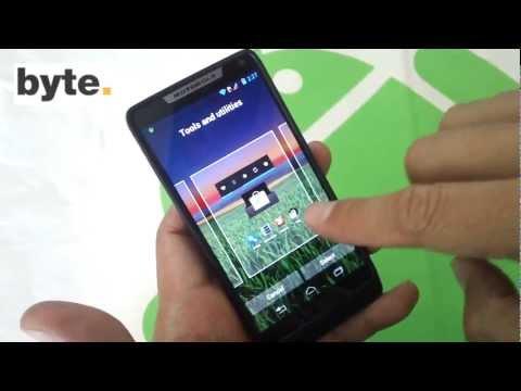 Revisión del Motorola RAZR i (XT890)