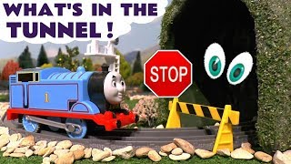 Thomas The Tank Engine what's in the tunnel toy stories with the funny Funlings TT4U