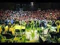 FERMIN MUGURUZA eta MICAELA CHALMETA BIG BAND - Festival Grec 2017