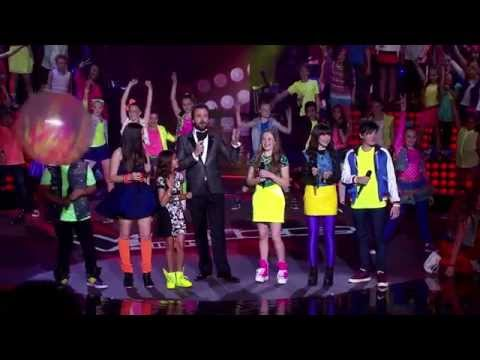 The Voice Kids Sing Happy | The Voice Kids Australia 2014 video