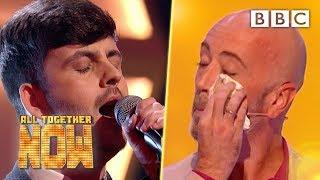 Anxious-Amazing Danny SHOCKS Geri / Paulus emotional 😮 - All Together Now