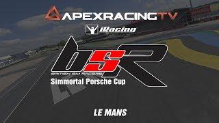 BSR Simmortal Porsche Cup 2018 - S01M05 - Le Mans